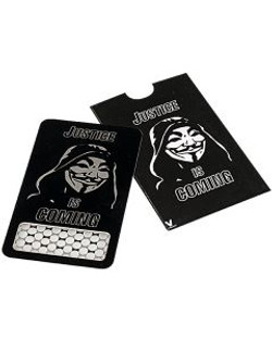Ginder card Anonymus