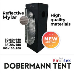 DOBERMANN TENT