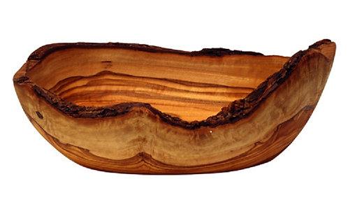 Rustic fruit bowl