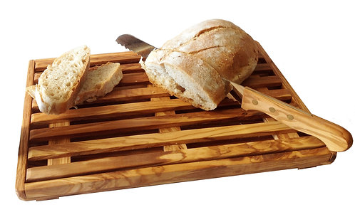 Bread board without handle