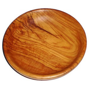 rounded dish