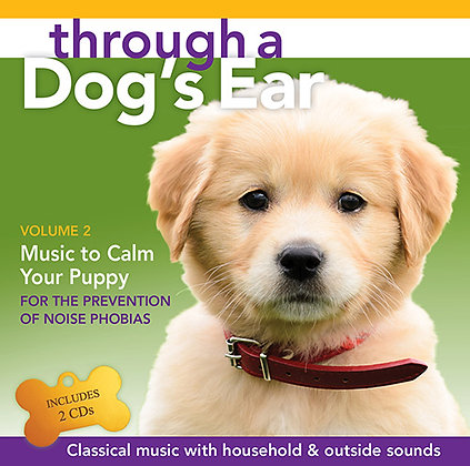Music To Calm Your Puppy Vol 2