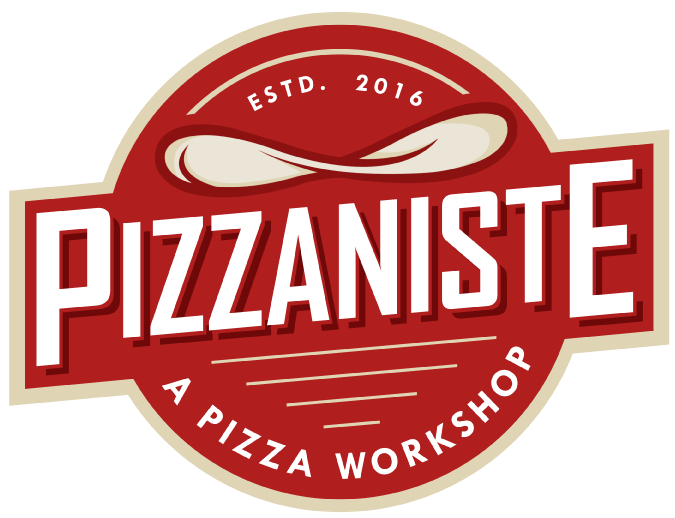 Pizzaniste - A Pizza Workshop logo