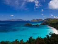 """Wonderful Family Trip on S/Y """"O.V."""" with RJ and Jenna in the USVI!"""