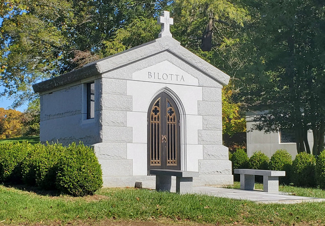 Vera Wang Family Mausoleum