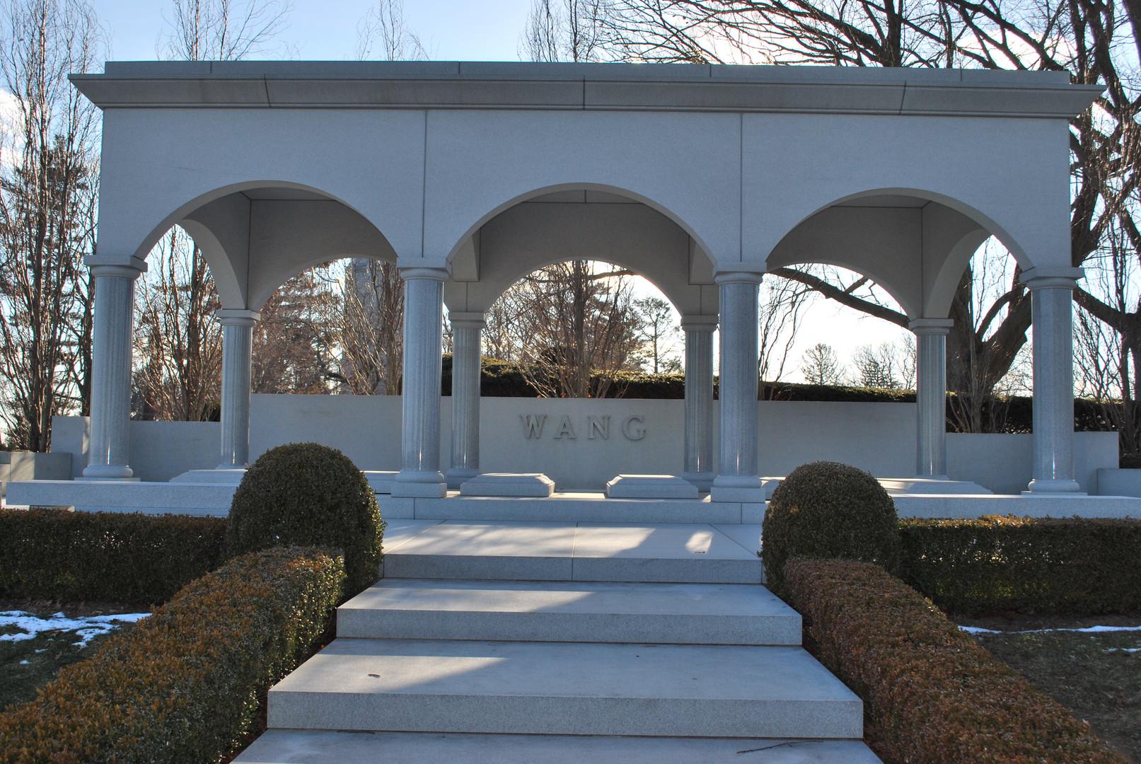 Vera Wang Memorial Kensico Cemetery