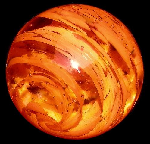 Swirl Glass Marble Mini      25-30mm