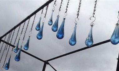 Seattle Rain Drops (medium)