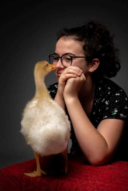 Kiara-Goose2