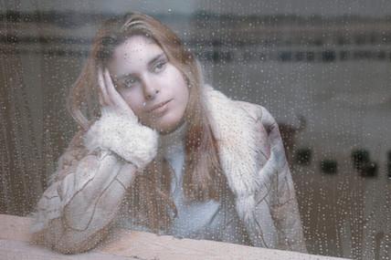 Mien Rainy Window