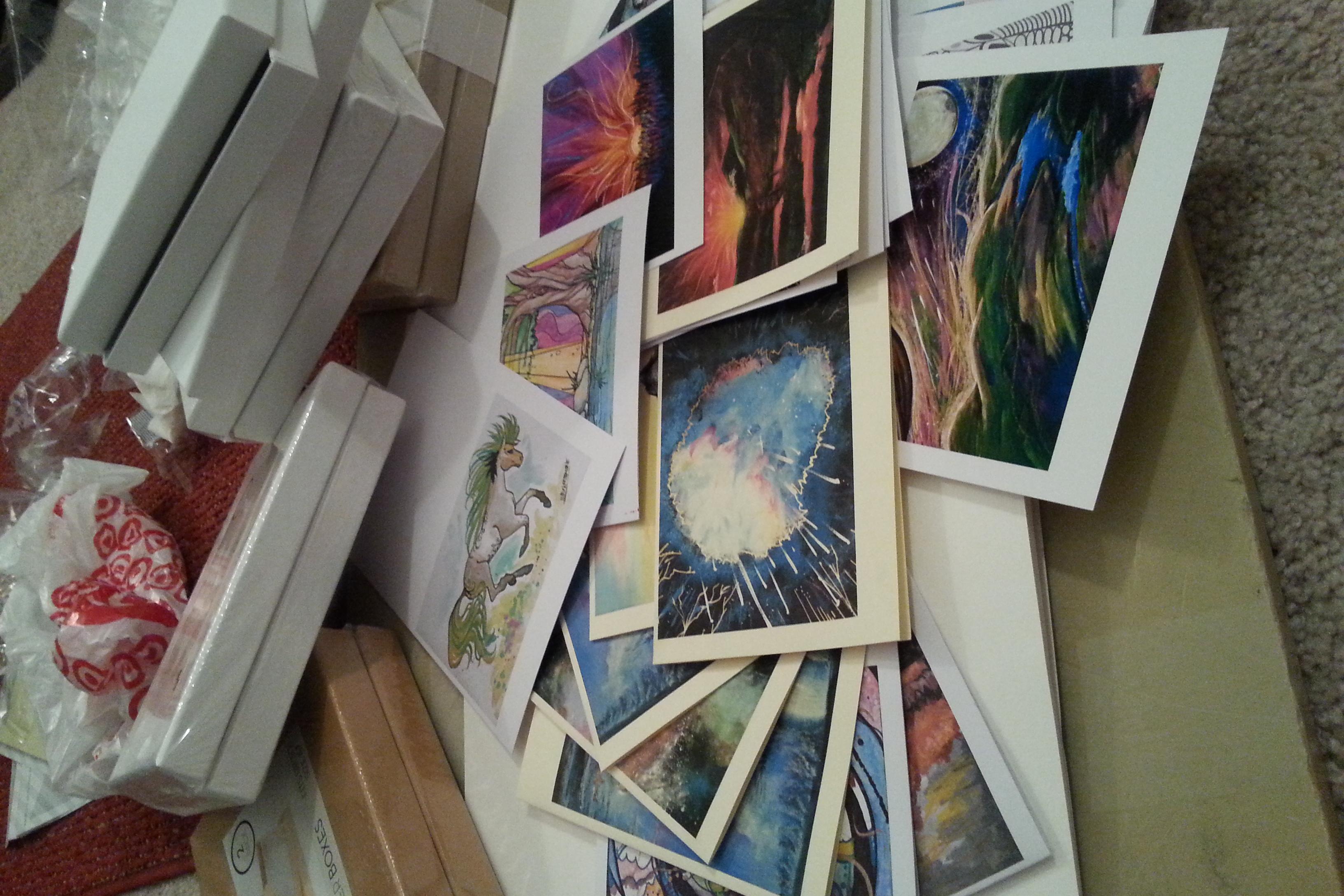 Card Prints!