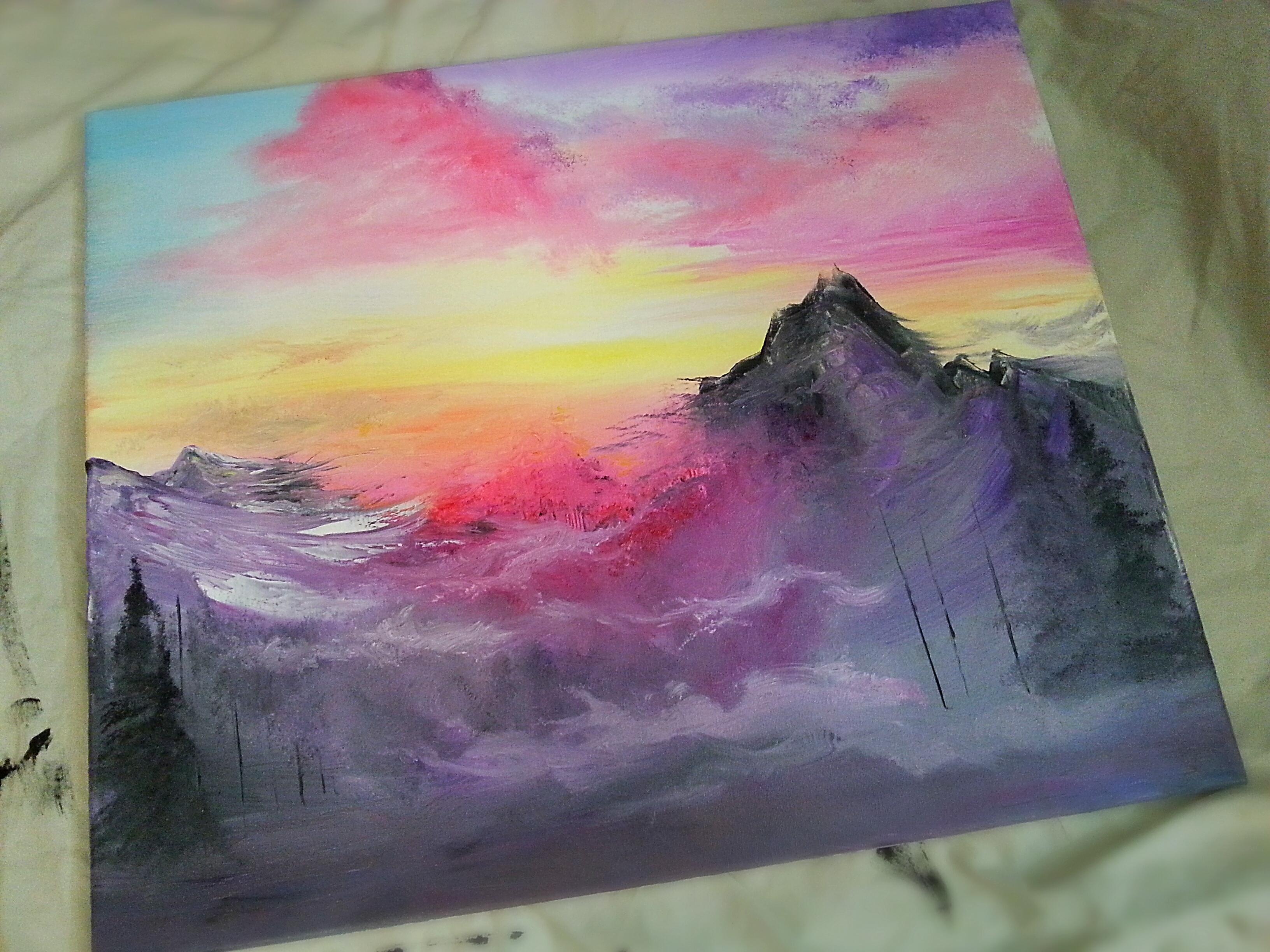 Oil Paintings!