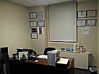 The office of Smith American Bail Bonds