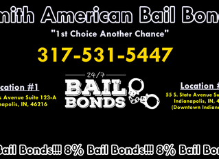 24/7 Bail Bonds!!! 8% Bail Bonds!!! Out Of State Bail Bonds!!! 317-531-5447