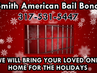 Bail Bonds!!! Bring Your Loved One Home!!! Holiday Bonds 8%!!! 317-531-5447!!!