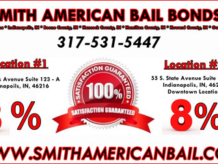 Smith American Bail Bonds! The people's choice! Over Sixty Five-Star Reviews!! Bail Bonds 317-53