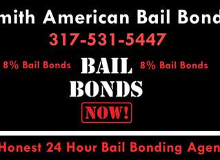 24 HR Bail Bonds! Bail Bond 2020! 8% Bail Bonds! Out Of State Bonds! Call 317-531-5447