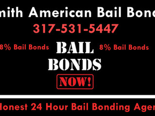 24 HR Bail Bonds! Bail Bond 2020! 8% Bail Bonds! Out Of State Bonds! Call 317-531-5447