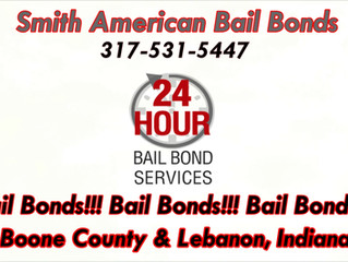 Bail Bonds!! Boone County & Lebanon, Indiana!! 317-531-5447