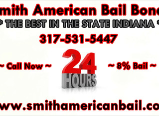 24 Hour Bail Bonds!!! Call Now!!! 8% Bail Bonds!!! 317-531-5447!!!