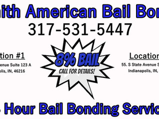 317-531-5447! Bail Bonds! 8% Bail Bonds! 24 Hour Bail Bonding! Bail Bond Service!