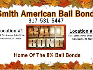 Bail Bonds Fall & Winter 2020!   Top Bondsman! 24-Hour Bail Bonding! 8% Bail Bonds! 317-531-5447