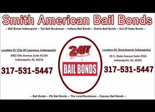Commercial! Smith American Bail Bonds! Bail Bonds! 8% Bail Bonds! Out Of State Bonds! 317-531-5447!