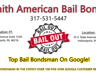317-531-5447! Top Bail Bondsman! 8% Bail!