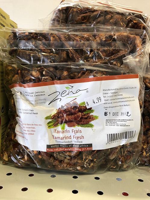 Tamarin frais