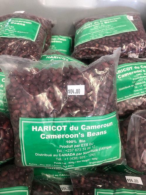 Haricot du Cameroun