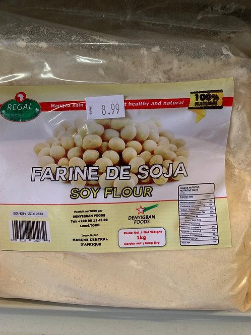 Farine de soja 1kg