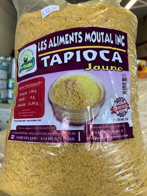 Tapioca jaune du Cameroun 2kg