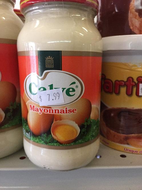 Mayonnaise calvé 450ml