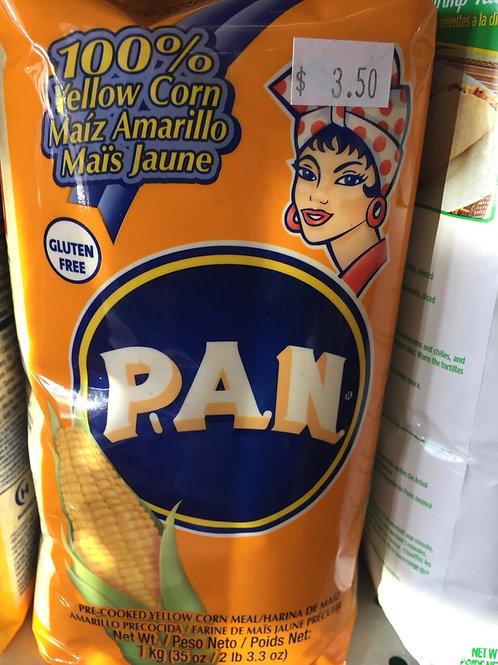 Pan yellow