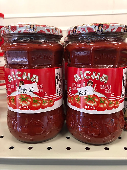 Tomates Aicha