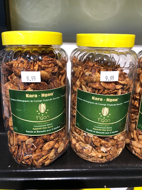 Kara Ngon graine de courge caramélisée