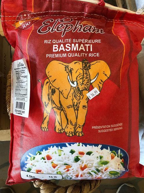 Riz basmati 5 elephants 4,5kg