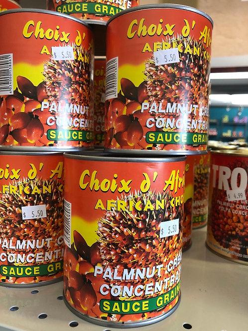 Sauce graine 800g