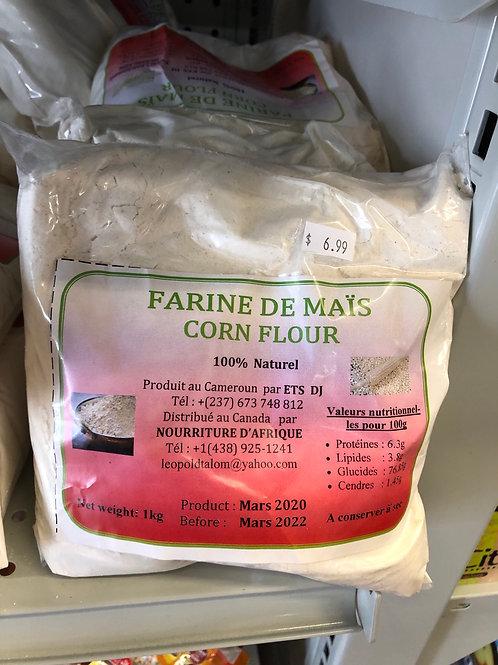 Farine de maïs 1kg