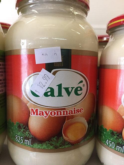 Mayonnaise Calvé 825ml