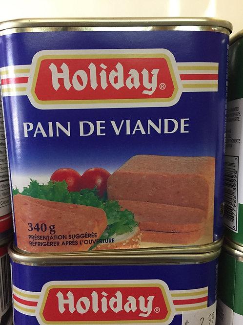 Pain viande