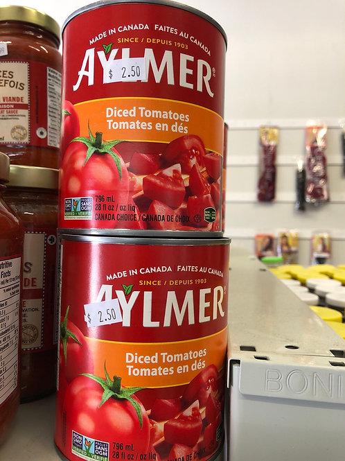 Tomate en dés Aymer