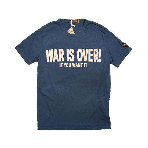 JOHNSON MOTORS War Is Over T Shirt