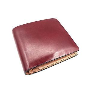 IL BUSSETTO Bi Fold Wallet w/ Coin Pocket