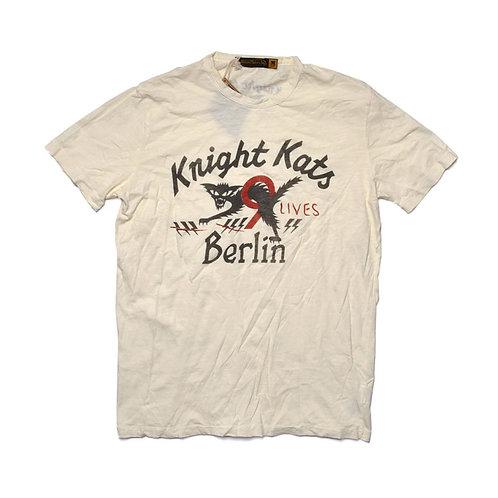 JOHNSON MOTORS Knight Kats T Shirt