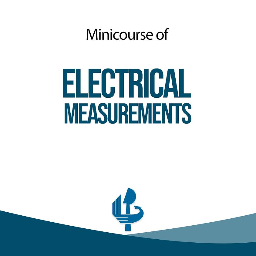 Minicourse - Electrical Measurements