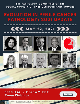 Evolution of Penile Cancer in Pathology.