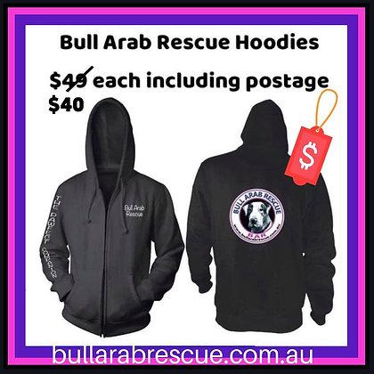 Bull Arab Hoodies