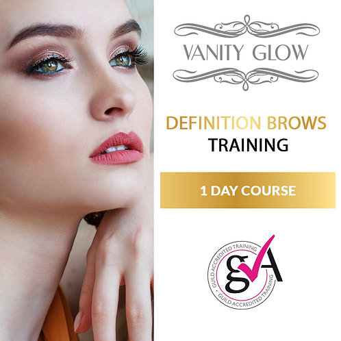 Definition Brows Training