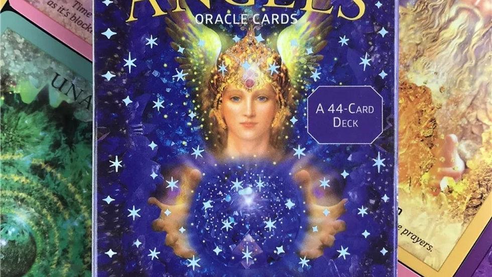 מסרים ממלאכי הקריסטלים